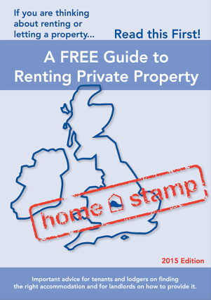 Tenants – Read this First | Homestamp Ltd - Providing advice